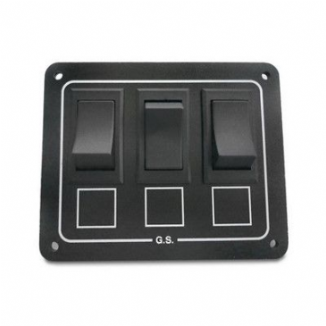 PANEL 3 WAY SWITCH GS